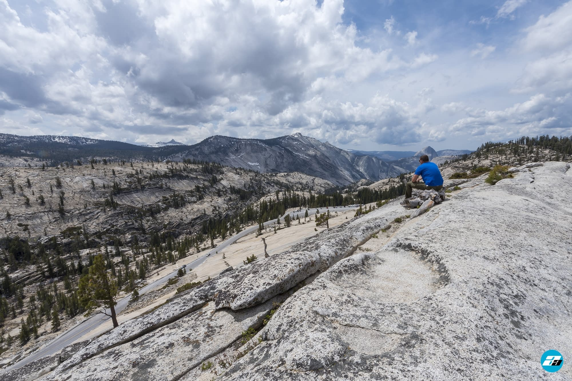 Yosemite National Park, California, USA. Landscape. Explorer. Solitude. Mountain View. Olmsted Point