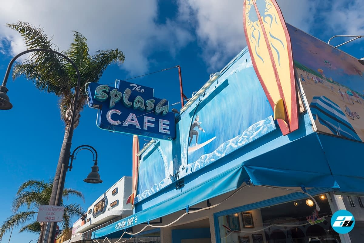 Splash Cafe, Pismo Beach, California