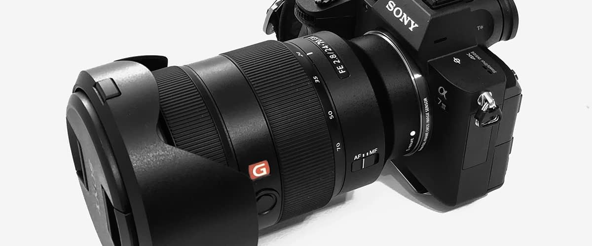 Sony A7 III Mirrorless Camera